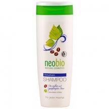 Neobio - Šampón na vlasy VOLUME s Bio kofeínom a výťažkom z brezy , 250ml