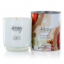 Ashleigh & Burwood Vonná sviečka ARTISTRY - EASTERN SPICE (korenie v Východu), 200 g