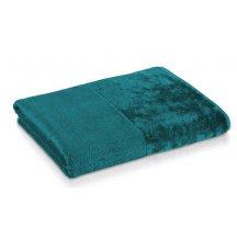 Möve Bambusový uterák 30 x 50 cm, tyrkysová