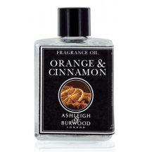 Ashleigh & Burwood Esenciálny olej ORANGE & CINNAMON  (Pomaranč a škorica) do aromalampy